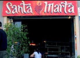 Santa Marta: una cervecita en la Barceloneta