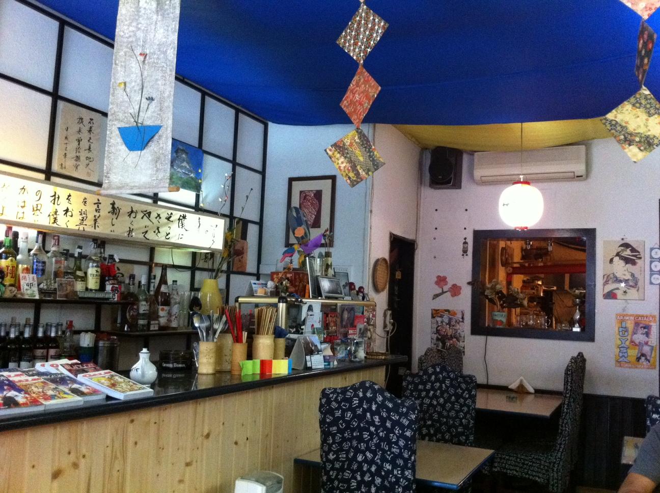 Terrific Asagaya Amb Te Japones O Cafe Gratis Per A Bbbb Bbbb Home Interior And Landscaping Pimpapssignezvosmurscom